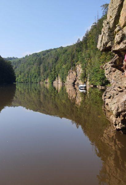 Privátní Via ferrata kurz Hluboká nad Vltavou