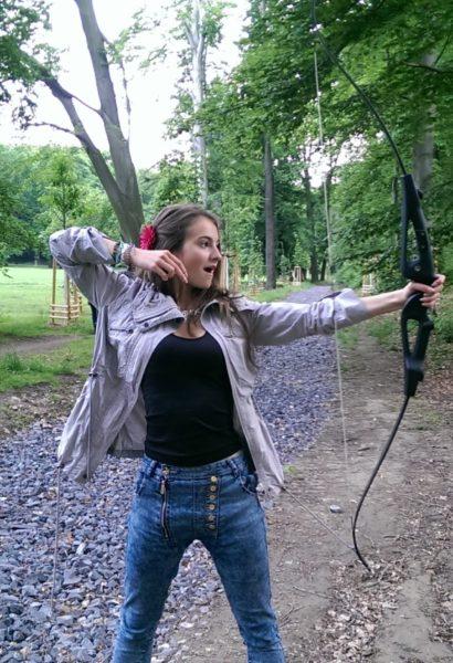 Privátní kurz lukostřelby pro dvě osoby