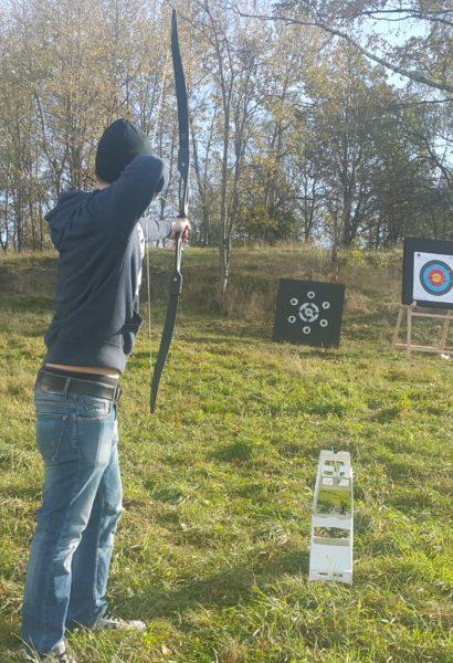 Zážitkový kurz lukostřelby Mladá Boleslav