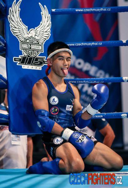 Zážitkový trénink s mistrem: thajský box Praha
