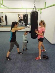 Zážitkový trénink boxu pro ženy a dívky: Ostrava