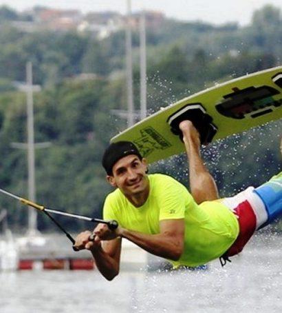 Privátní kurz vodních sportů pro dva Brno