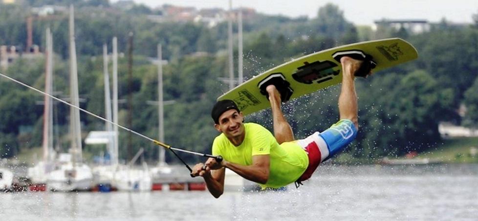 Kurz vodních sportů pro začátečníky Brno