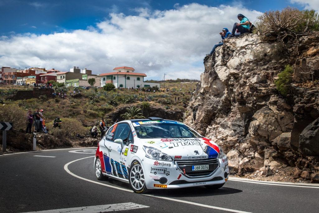 Za volantem rally vozu – nauč se řídit závodní speciál