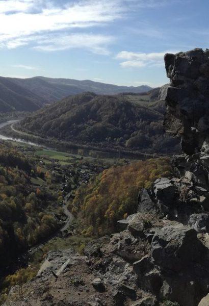 Privátní rodinný kurz Via ferrata lezení Vrabinec