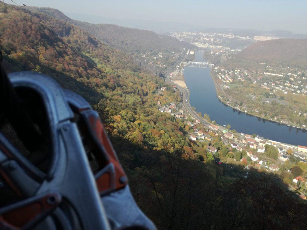 Kurz Via ferrata lezení s teorií: Ústí n. L., Vaňov