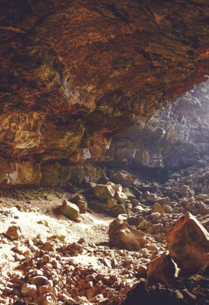 Podzemní zážitkový kurz speleologie: jeskyně na Ústecku