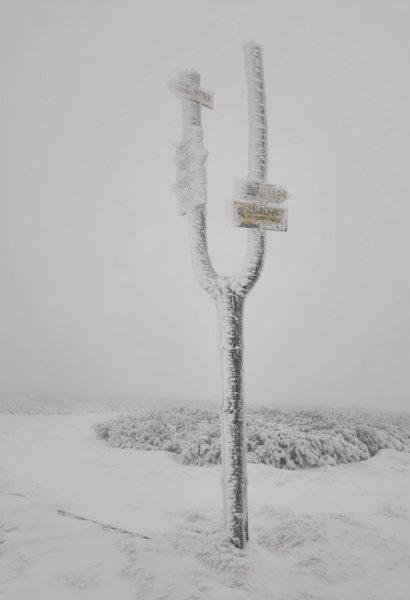 Zimní výprava nejdrsnějším pohořím střední Evropy