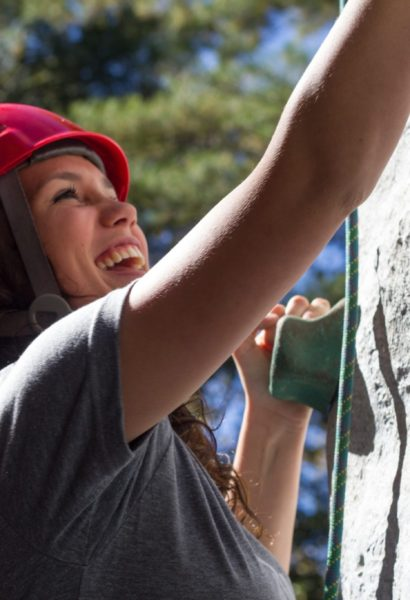 Kurz skalní lezení: zážitek pro jednotlivce i skupiny