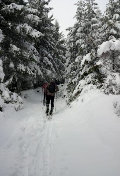 Skialpy: kurz na Ještědu