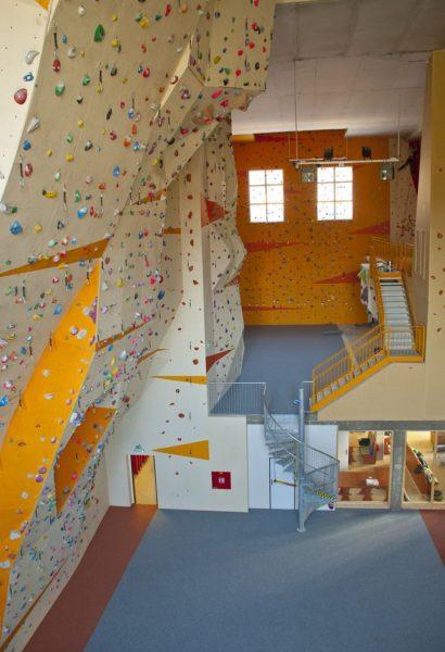 Lezení na umělých stěnách pro jednotlivce nebo dvojice