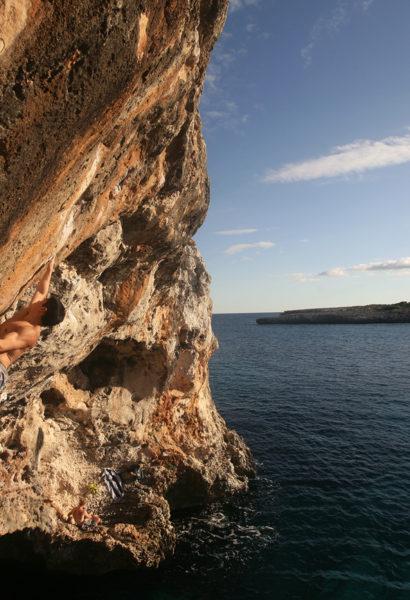 Kurz lezení nad mořem: Malorca