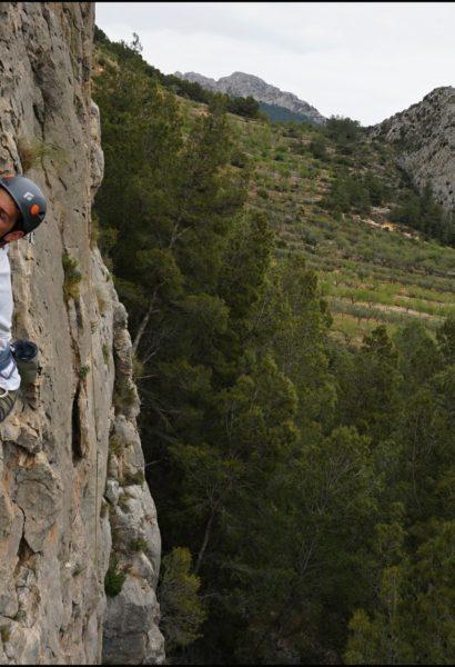 Kurz sportovního lezení Řecko, Itálie, Francie …