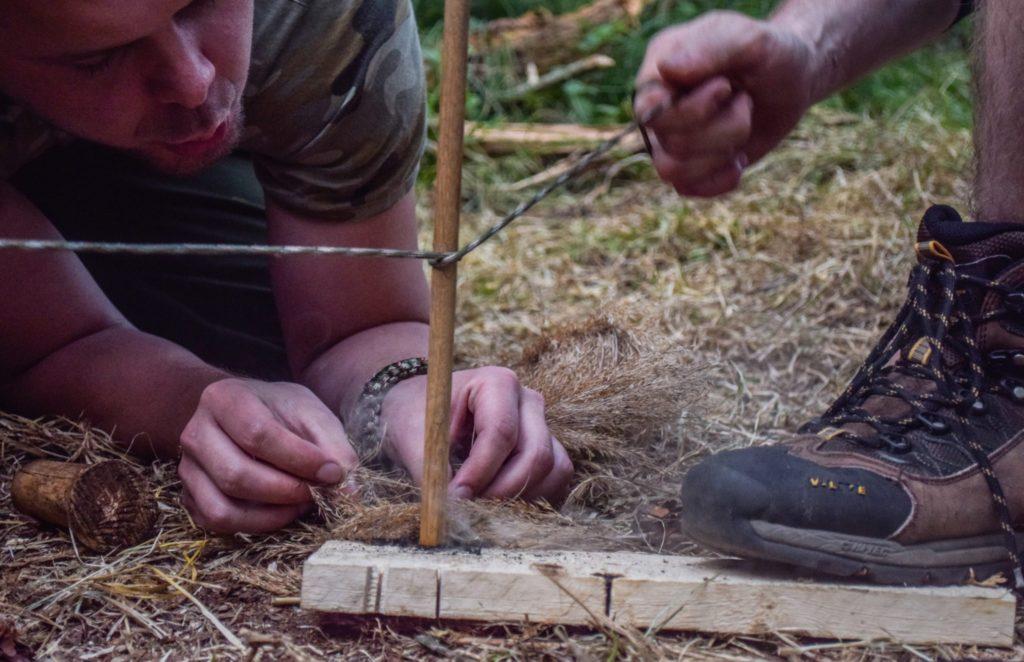 Kurz přežití v přírodě: Táborsko
