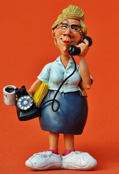 Kurz telefonních dovedností nejen pro podnikatele