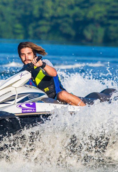Adrenalin jízda na vodním skútru