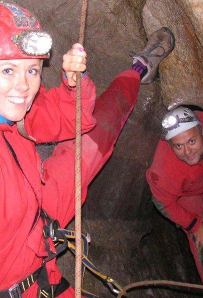 Dobrodružné rande v jeskyni pro dva: Moravský kras