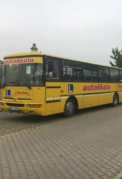 Zážitková retro jízda autobusem Karosa 935