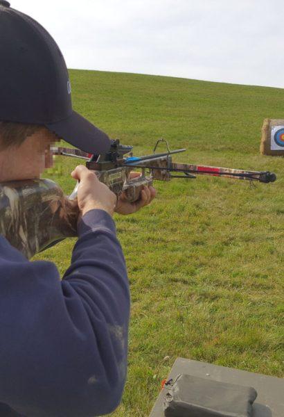 Zážitková střelba z lovecké kuše