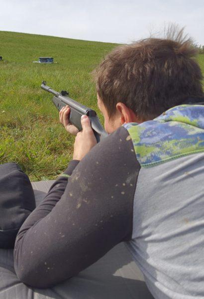 Zážitková střelba ze vzduchovek