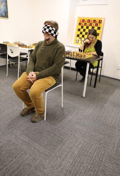 Šachy s mezinárodním mistrem Pavlem Vávrou