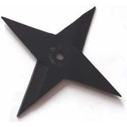 Vrhání hvězdic: venkovní zážitek pro 3 osoby