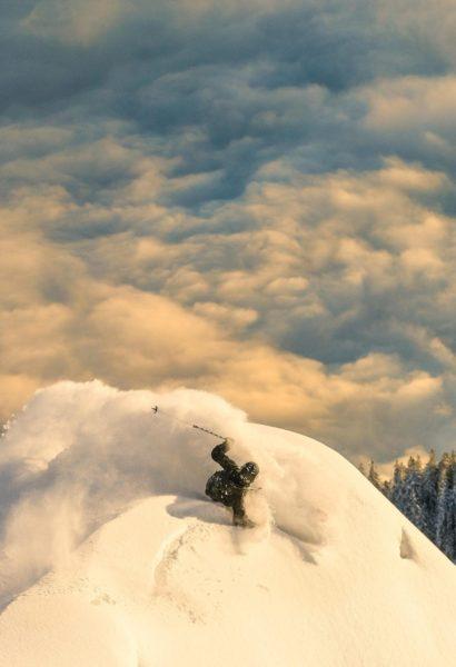 Kurz lyžování ve volném terénu Rakousko